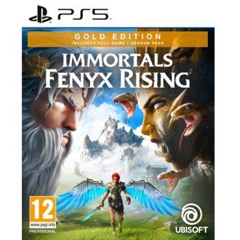 Игра за конзола Immortals Fenyx Rising Gold Edition, за PS5 image