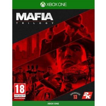Игра за конзола Mafia Trilogy, за Xbox One image
