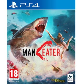 Maneater PS4 product