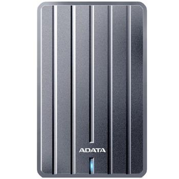 """Твърд диск 2TB Adata HC660 (сив), външен, 2.5"""", USB 3.0/2.0 image"""