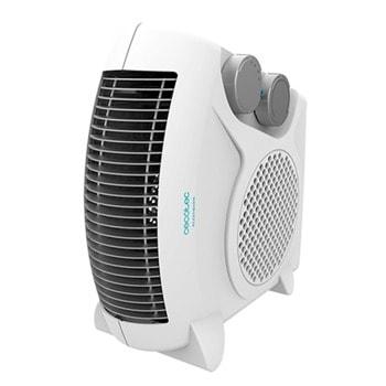Вентилаторна печка Cecotec ReadyWarm 9820 Force Dual, 2000W, 2 степени, защита от прегряване, автоматично изключване, бяла image