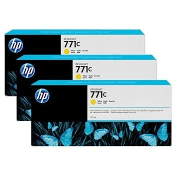 HP 771C (B6Y34A) Yellow product