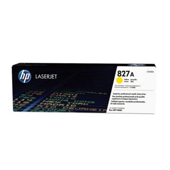 HP 827A (CF302A) Yellow product