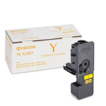 Kyocera (1T02R9ANL0) Yellow product