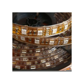 LED лента ORAX LS-5050-60-WW-IP67, 14.4W/m, DC 12V, 720lm/m, 5m image