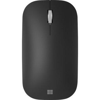 Мишка Microsoft KTF-00006, оптична (1000 dpi), безжична, Bluetooth, черна image