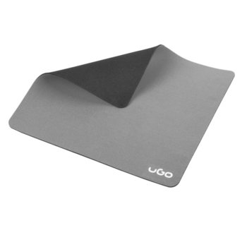 Подложка за мишка uGo Orizaba MP100, сив, 235mm x 205mm image