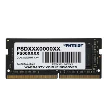 Памет 8GB DDR4 2666MHz, Patriot Signature PSD48G266681S, 1.2V image