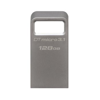 128GB Kingston DataTraveler Micro 3.1 USB DTMC3/12 product