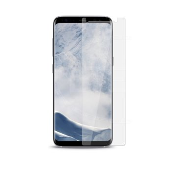 Протектор от закалено стъкло /Tempered Glass/ за Samsung Galaxy S8, прозрачен, дебелина 0.3mm image