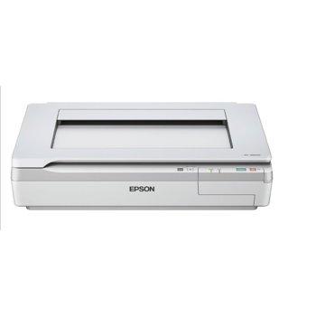 Скенер Epson WorkForce DS-50000, 600x600dpi, A3, USB image