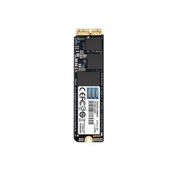 Памет SSD 480GB, Transcend JetDrive 820, AHCI PCIe Gen3 x2, M.2 (2280), скорост на четене 950 MB/s, скорост на запис 950 MB/s image