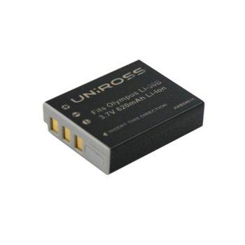 Батерия Cameron Sino за апарат OLYMPUS Li30B, Mju mini DIGITAL, DIGITAL s, mini Digital S, Stylus Verve Digital, Digital S, LiIon 3.7V, 650mAh  image