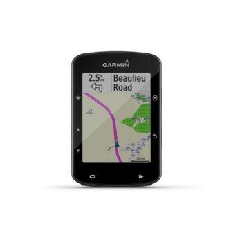 """Навигация за велосипеди Garmin Edge 520 Plus, 2.3""""(5.84) цветен дисплей, IPX7 водоустойчивост, до 15 часа време за работа, базова карта image"""