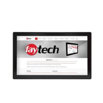 "Индустриален монитор Faytech 1010501701 FT27TMBCAPOB, 27"" (68.58 cm) Full HD Touchscreen, HDMI, DVI-D, VGA image"