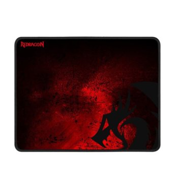 Подложка за мишка Redragon Pisces P016-BK, гейминг, черна, 330 x 260 x 3 mm image