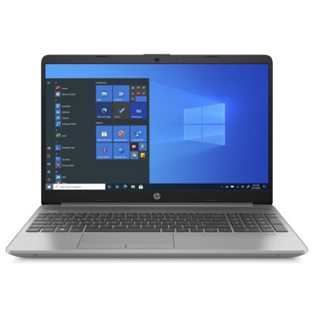 "Лаптоп HP 250 G8 (2X7V7EA), четириядрен Ice Lake Intel Core i5-1035G1 1.0/3.6 GHz, 15.6"" (39.62 cm) Full HD Anti-Glare Display, (HDMI), 8GB DDR4, 512GB SSD, 1x USB Type-C, No OS image"
