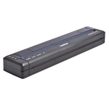 Термопечатащ мобилен принтер Brother PJ-773, монохромен, 300 x 300 dpi, 8 стр/мин, Wi-Fi, USB 2.0 Mini Type B, A4 image