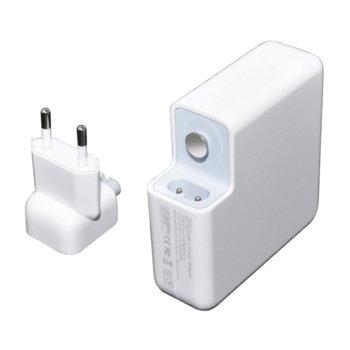 Захранване (заместител) за лаптопи Apple A1707/A1719/A1718/A1990, 87W, USB Type-C image
