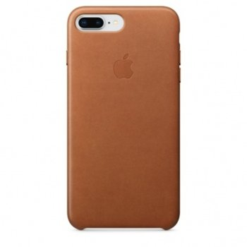 Apple iPhone 8 Plus/7 Plus Leather Case Brown product