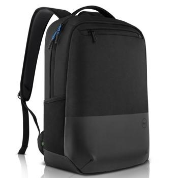 "Раница за лаптоп Dell Pro Slim Backpack, до 15.6"" (39.62 cm), черна image"