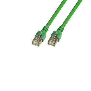Пач кабел EFB Elektronik, SFTP, Cat.5e, 3m, зелен image