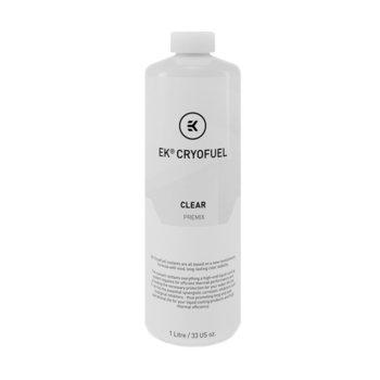 Течност за водно охлаждане Ekwb EK-CryoFuel Clear, 1000ml, прозрачна image