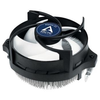 Охлаждане за процесор Arctic Alpine 23 (ACALP00035A), съвместимост със сокети AMD AM4 image