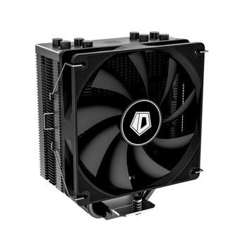 Охлаждане за процесор ID-Cooling SE-224-XT-BK, съвместимост със сокети Intel LGA1200/2066/2011/1151/1150/1155/1156 & AMD A4 image