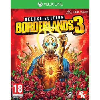 Игра за конзола Borderlands 3 Deluxe Edition, за Xbox One image