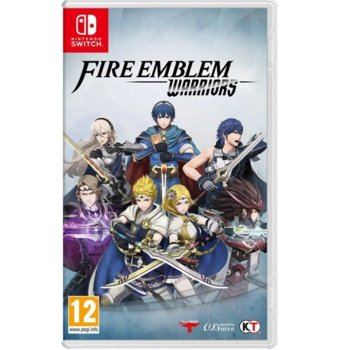Игра за конзола Fire Emblem Warriors, за Switch image