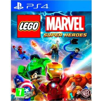 Игра за конзола LEGO Marvel Super Heroes, за PlayStation 4 image