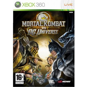 Mortal Kombat vs. DC Universe product