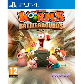 Worms Battlegrounds product