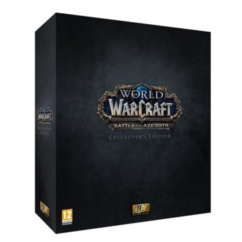 World of Warcraft: Battle for Azeroth CollectorsED product