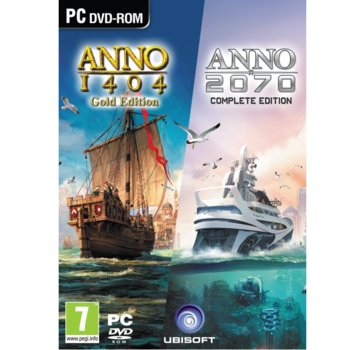 Anno Double Pack product