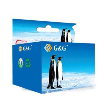 ГЛАВА ЗА HEWLETT PACKARD Officejet 6600/6700 e-All-in-One series, HP Officejet 6100 ePrinter - Black - (932XL) - CN053AE - P№ NP-H-0932XLBK - G&G - Неоригинален Заб.: 1000k image