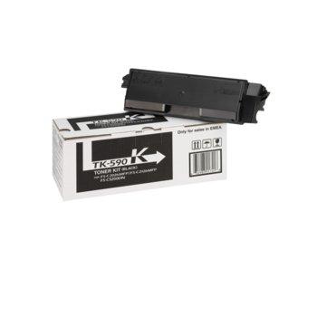 КАСЕТА ЗА KYOCERA TK-590K, черна product