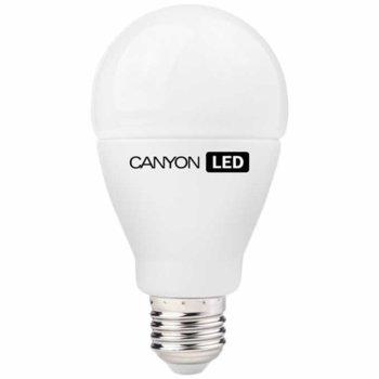 LED крушка Canyon E27, A70, 15W, 220V, 1550 lm, 4000K image