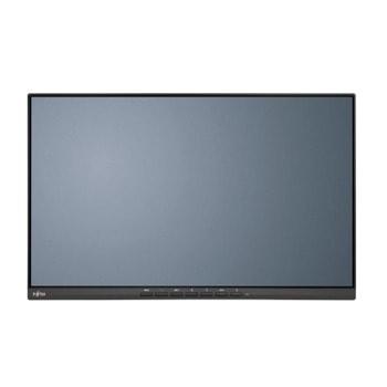 "Дисплей Fujitsu E24-9 TOUCH, 23.8"" (60.45 см) Full HD Touchscreen дисплей, DisplayPort, HDMI, VGA image"
