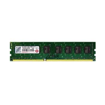 Памет 4GB DDR3, 1600 MHz, UDIMM, Transcend image