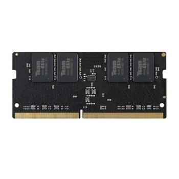 Памет 8GB DDR4 2400MHz, SO-DIMM, Team Group Elite CL16-16-16-39, 1.2V image