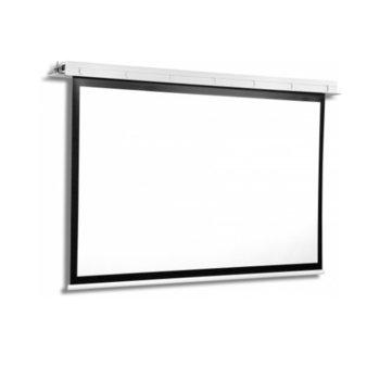 Екран Avers CONTOUR 35-20 MW BB, за стена/таван, Matt White, 3500 x 2020 мм, 16:9 image