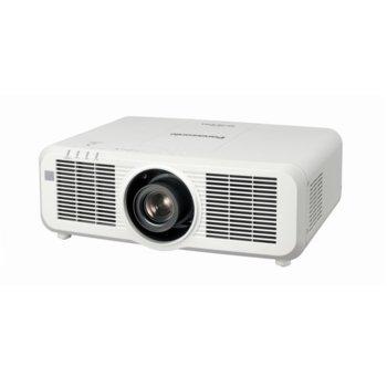 Проектор Panasonic PT-MW730EJ, 3LCD, WXGA (1280×800), 3 000 000:1, 8000 lm, HDMI, VGA, RJ-45, USB, бял image