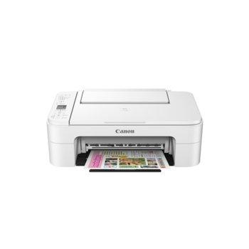 Мултифункционално мастиленоструйно устройство Canon PIXMA TS3151, цветен принтер/копир/скенер, 4800 x 1200 dpi, 17 стр./мин., USB, Wi-Fi, A4 image
