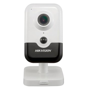 IP камера Hikvision DS-2CD2421G0-IW, стационарна, 2MP (1920x1080@30fps), H.265+/H.265/H.264+/H.264/MJPEG, IR осветленост (до 10м), вътрешна, 1x Lan100, microSD слот image