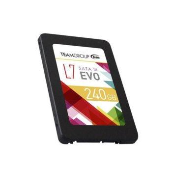 Team Group L7 EVO, 2.5inch, 240 GB, SATA 6Gb/s product