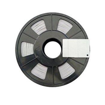 Консуматив за 3D принтер Acccreate, PLA, 1.75mm, сив, 1kg image