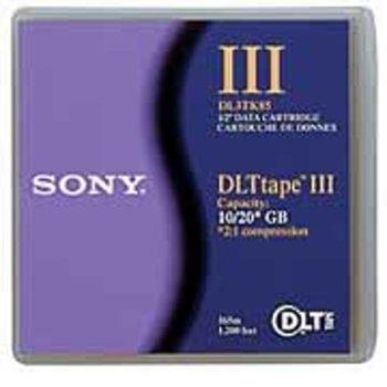 DLT КАСЕТА SONY DLT III / TK-85 - ( 10 / 20 GB ) image