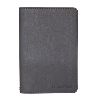 """Калъф за електронна книга, Pocketbook HD Touch HD/HD2, до 6"""", черен image"""